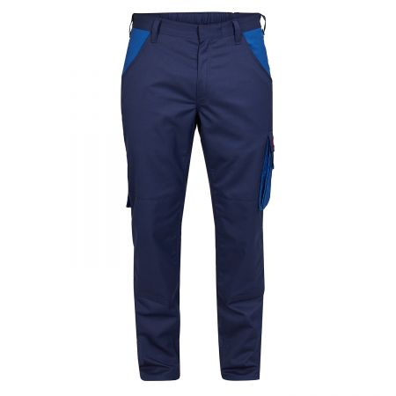 pantalon travail bleu