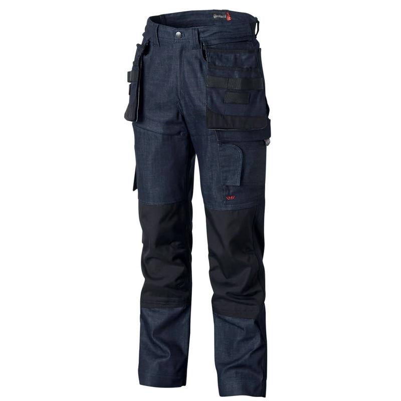 Pantalon travail renforcé