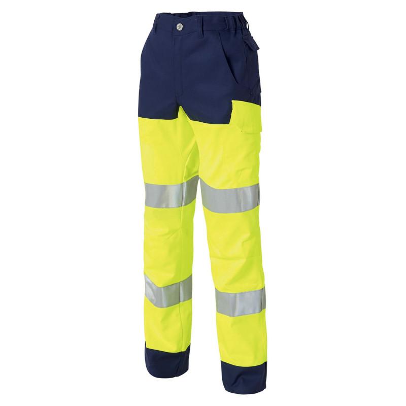 Pantalon léger haute visibilité