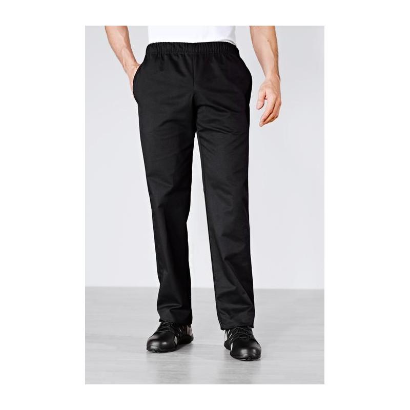 pantalon de cuisine homme bragard noir
