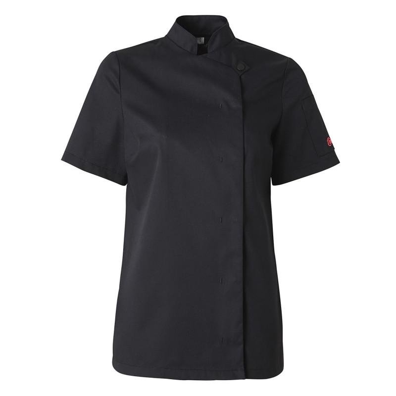 Blouse De Cuisine Feminine Confortable Enjoy Vestes Cuisine Molinel