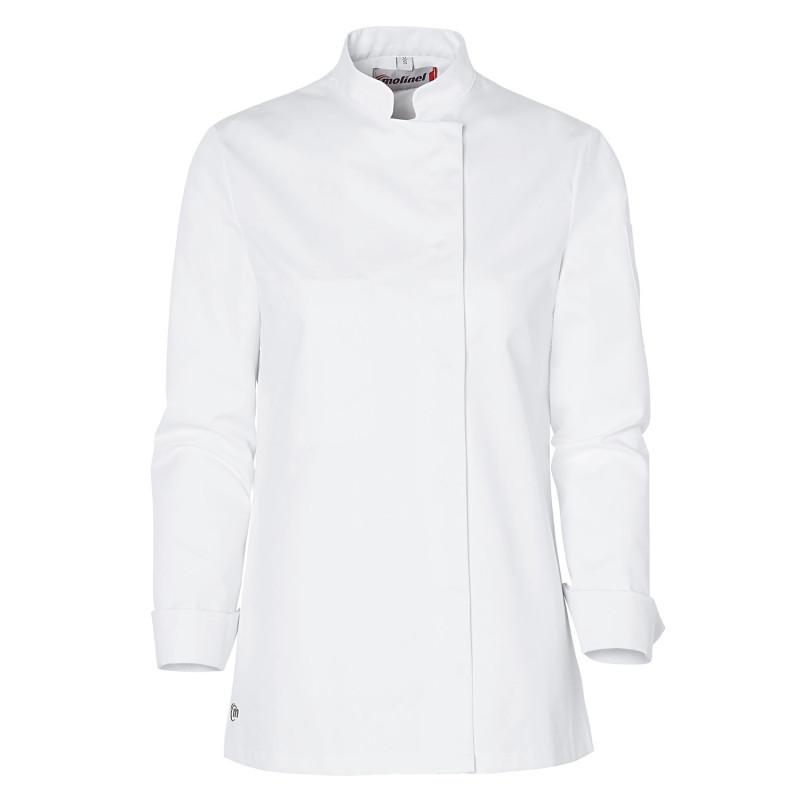 Déstockage veste de cuisine femme Molinel