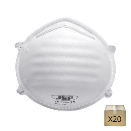 masque respiratoire protection ffp2