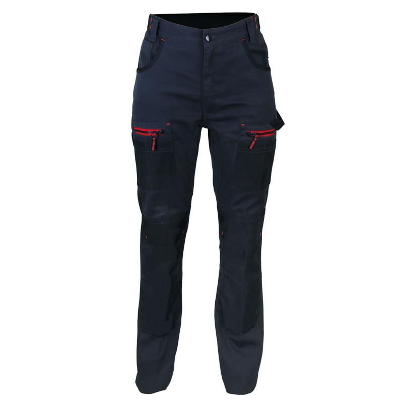 Pantalon chantier femme