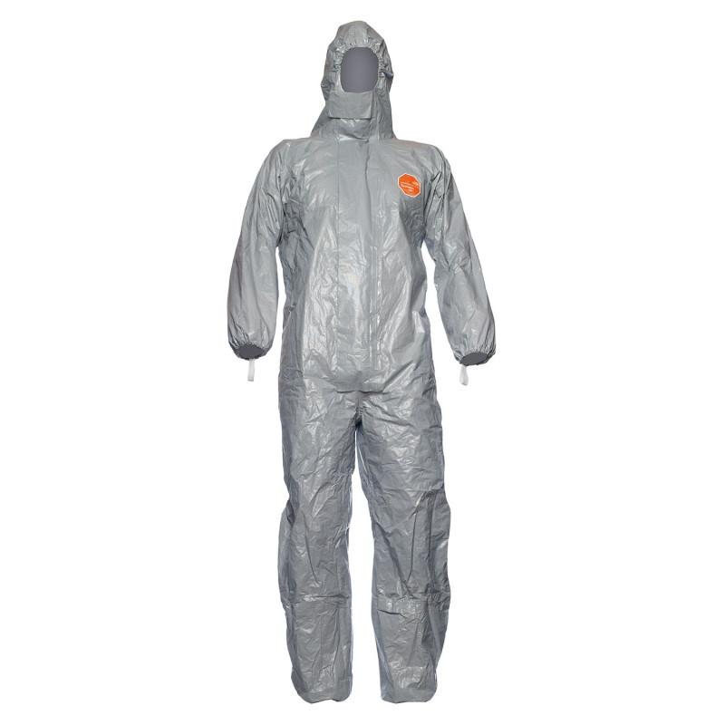 Combinaison protection chimique grise