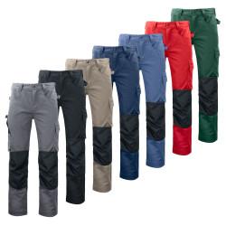 pantalon travail projob avec poche genoux