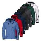 Softshell pro imperméable 3 couches femme
