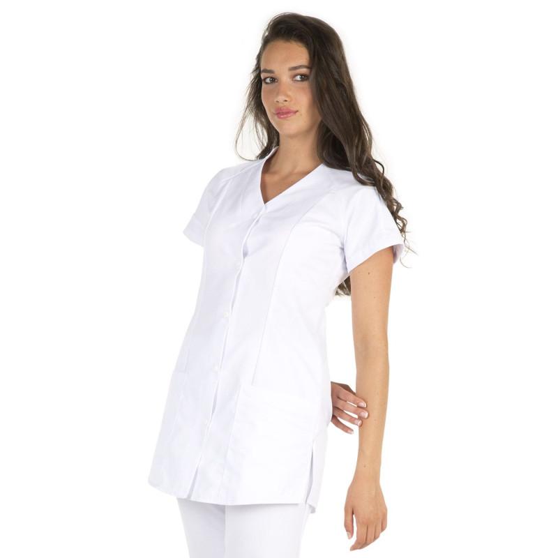 Tunique médicale femme blanc
