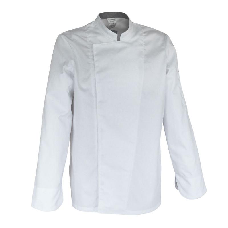 Veste cuisine blanc pas cher
