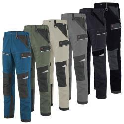 Pantalon travail Multipoches Renforcé
