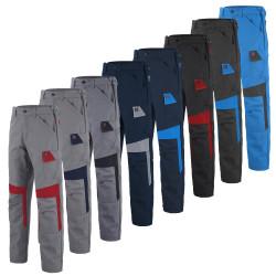 Pantalon de travail sans métal avec poches genoux MUFFLER