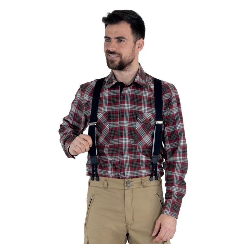 Bretelles amovibles pantalon travail