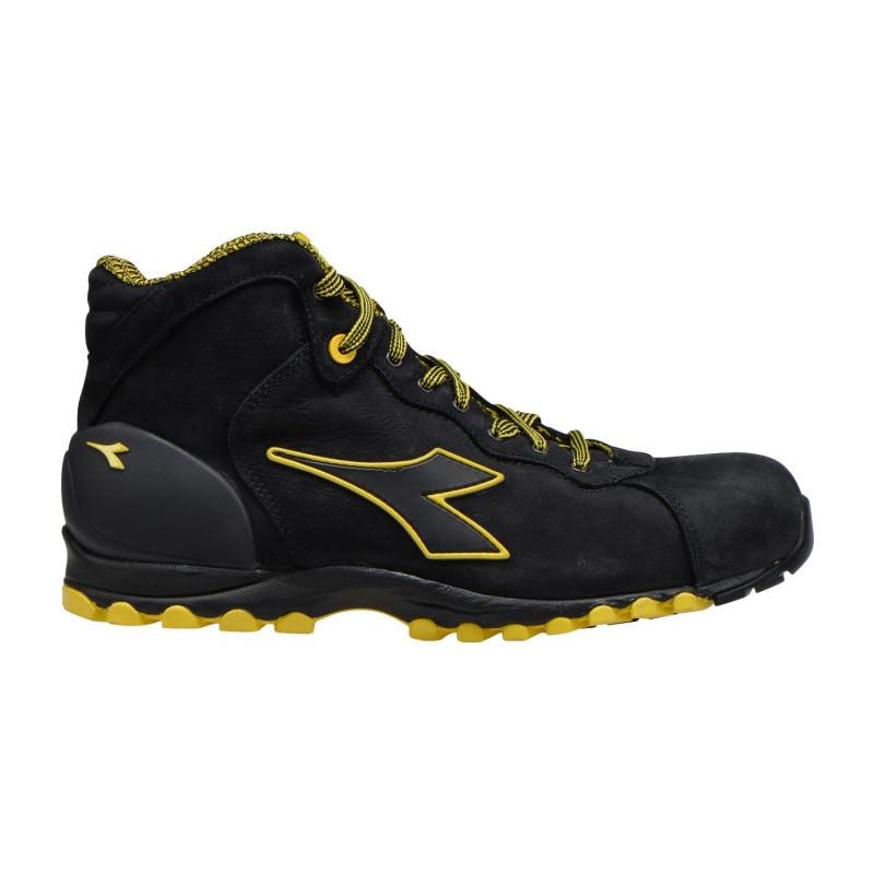 Chaussures sécurité montantes S3 HRO SRC