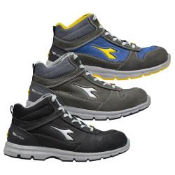 Chaussures sécurité hautes S3
