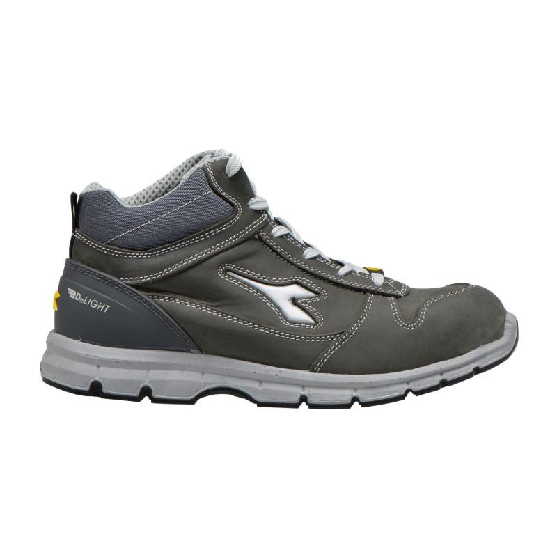 Chaussures sécurité montantes confortables