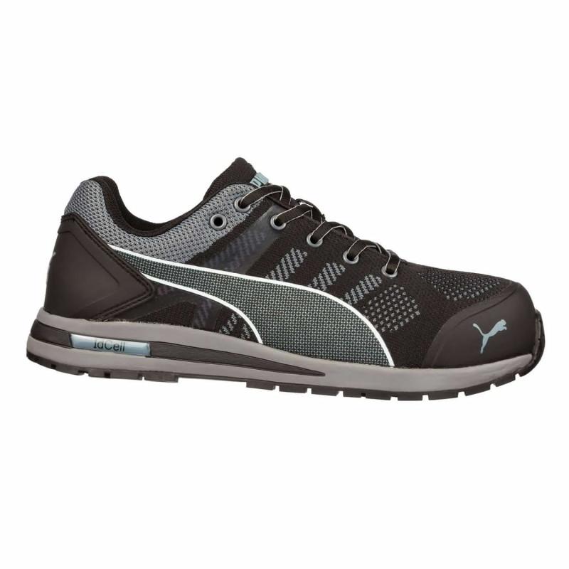 Chaussures de sécurité S1P ELEVATE KNIT BLACK LOW Puma Safety