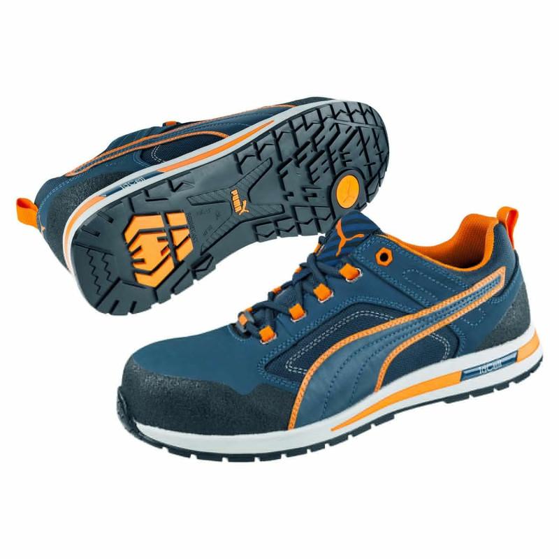 chaussures de securite hommes travail puma