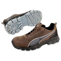 Chaussures de sécurité homme marrons S3 CONDOR LOW