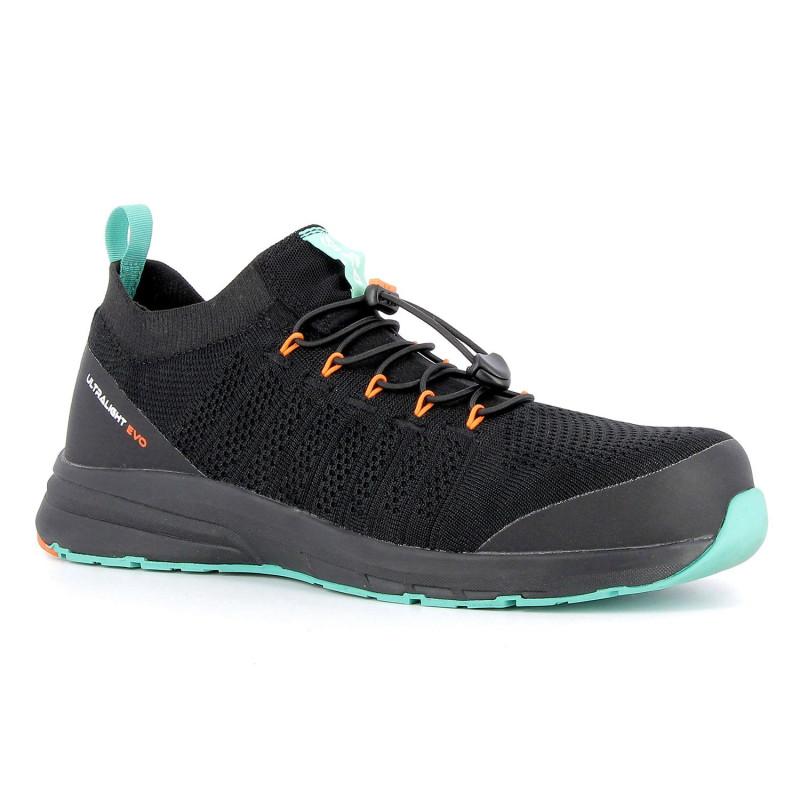 Chaussures chaussettes de sécurité ultra légères S1P