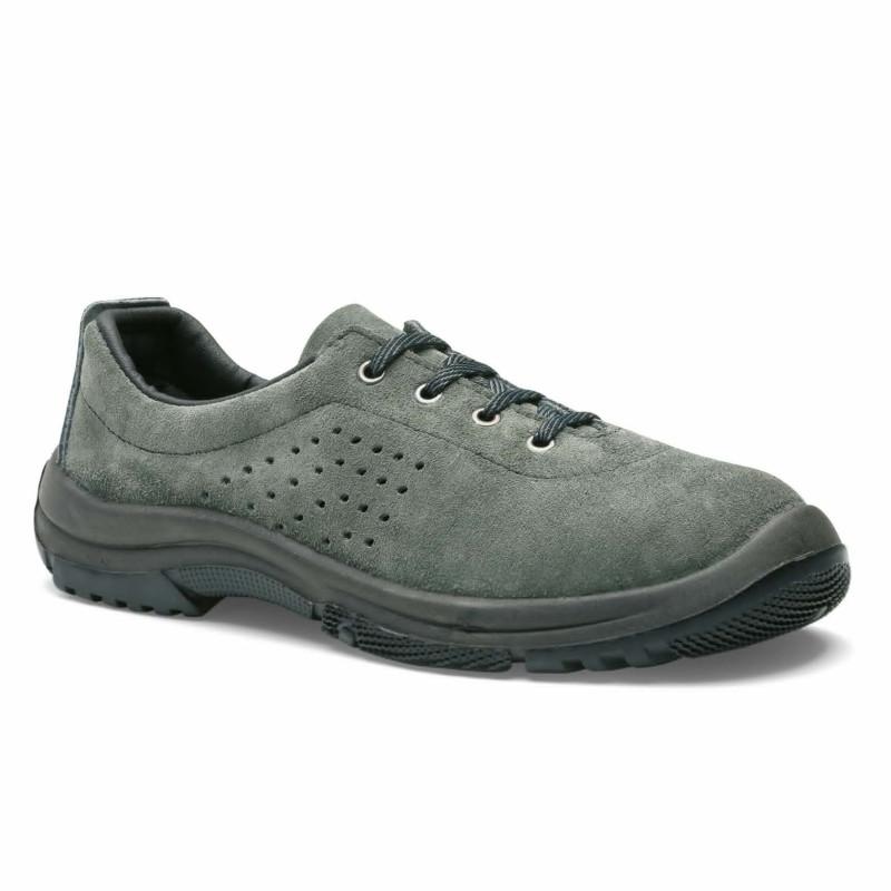 chaussures de sécurité pas cher grise