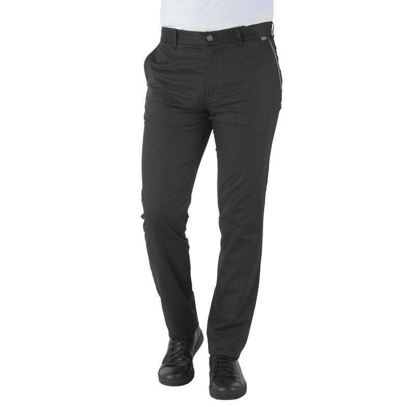 pantalon chino cuisine noir