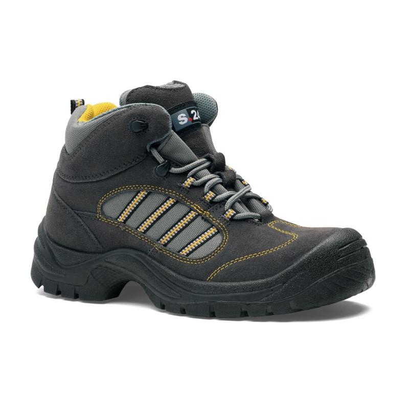chaussures de sécurité BTP