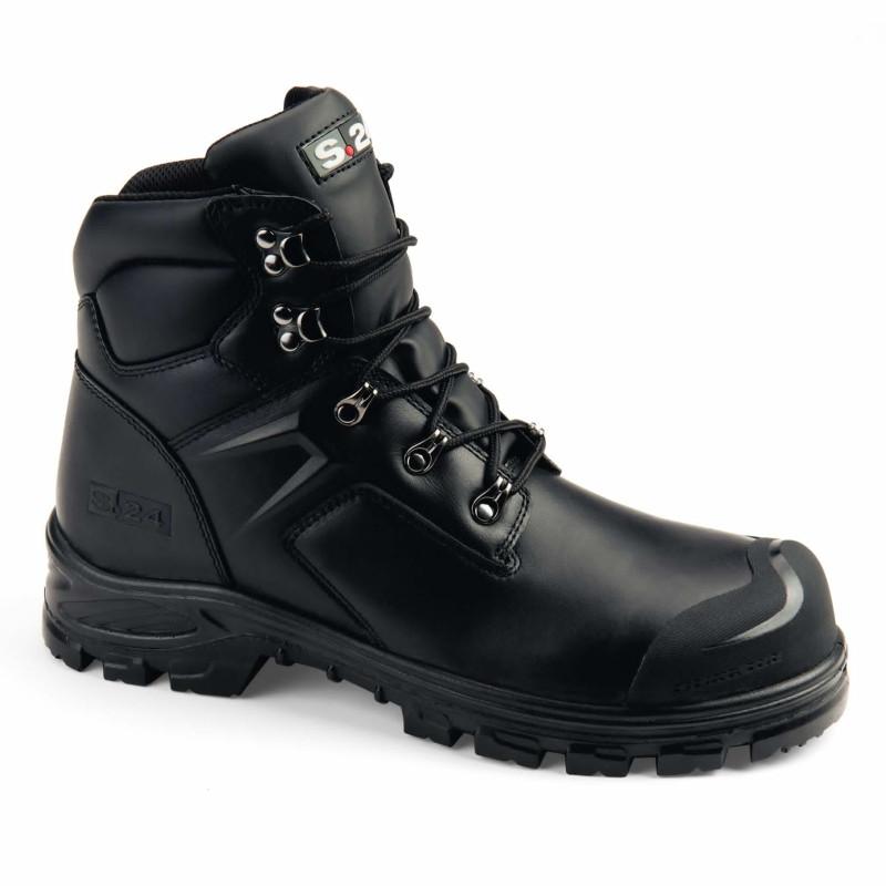 Chaussures sécurité BTP montantes S3 MATRIX