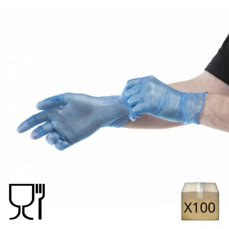 gant alimentaire jetable