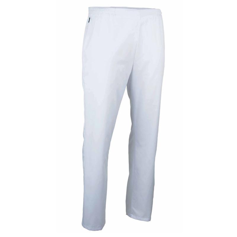 Pantalon médical pas cher blanc