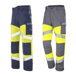 Pantalon HV multinormes SILVER TECH 350 FR