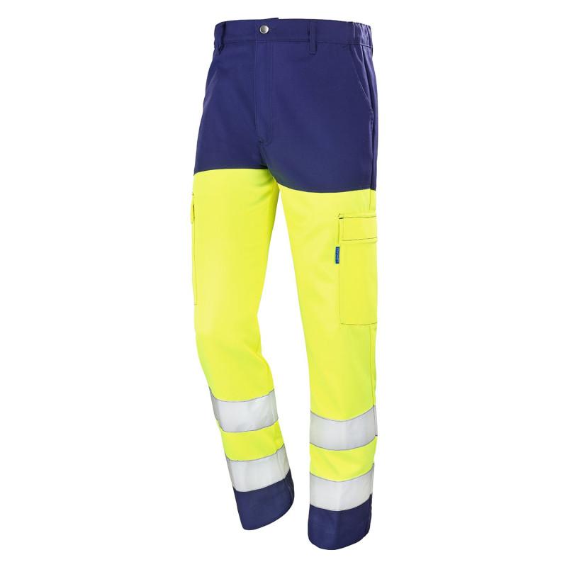 Pantalon signalisation haute visibilité