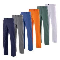 Pantalon travail coton