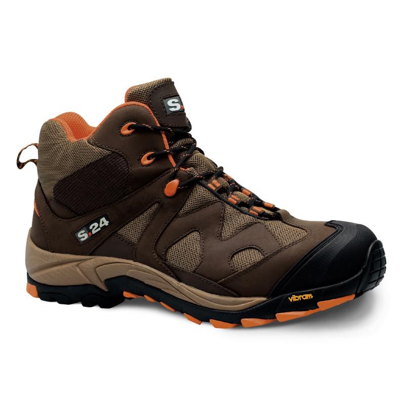 Chaussures de sécurité WATER S1P HRO WR SRA