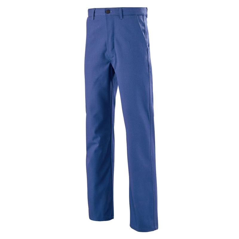 pantalon bleu travail pas cher
