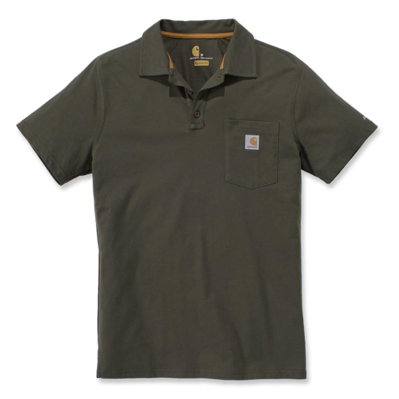 polo carhartt workwear