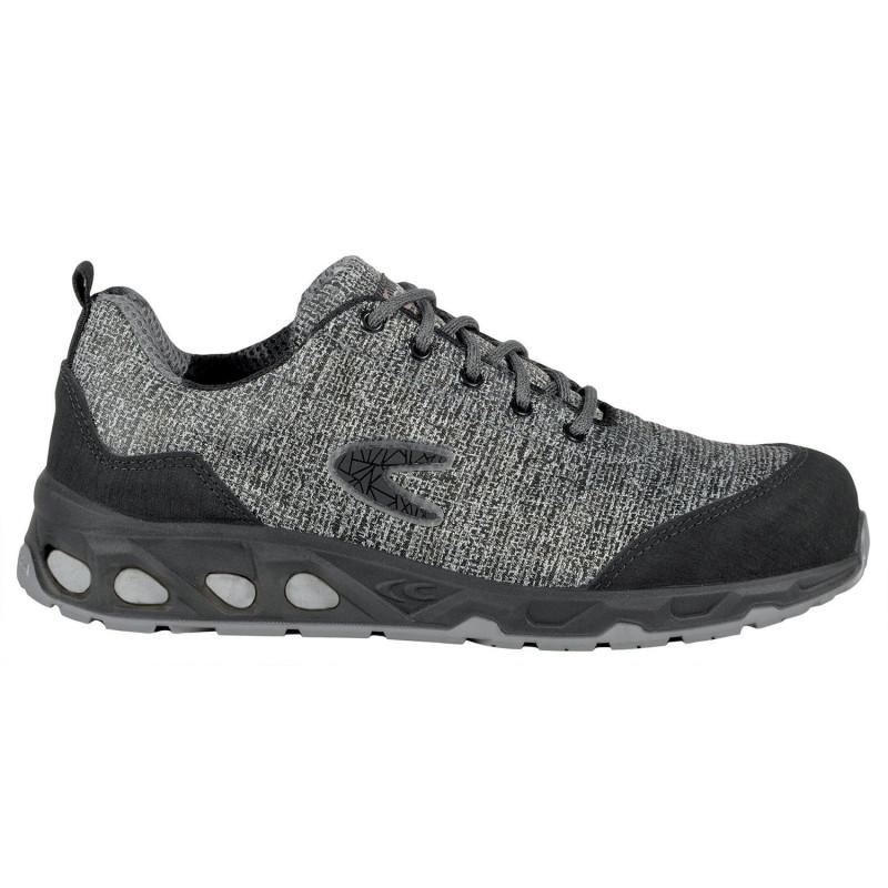 Chaussures de sécurité écologiques grises Cofra