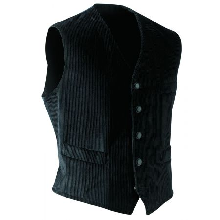 Gilet charpentier professionnel noir Lafont DENIS collection Work Legend