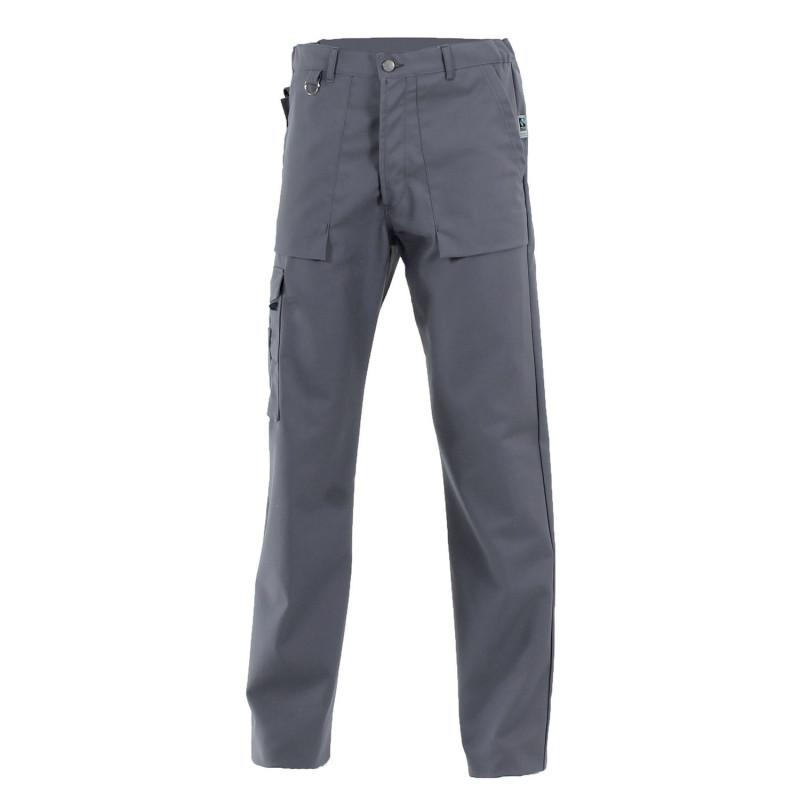 Pantalon travail équitable