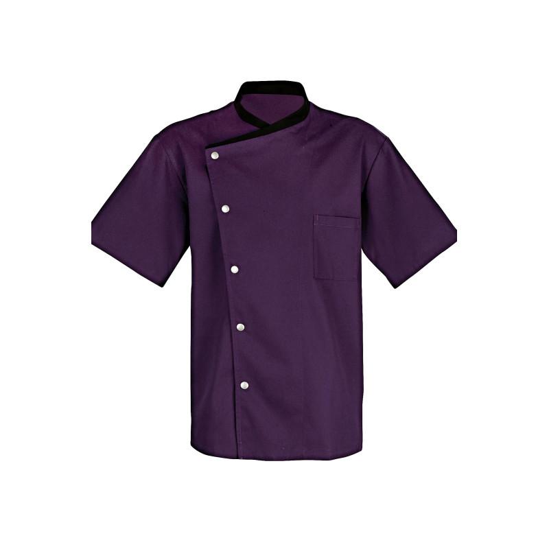 veste de cuisine bragard juliuso violet
