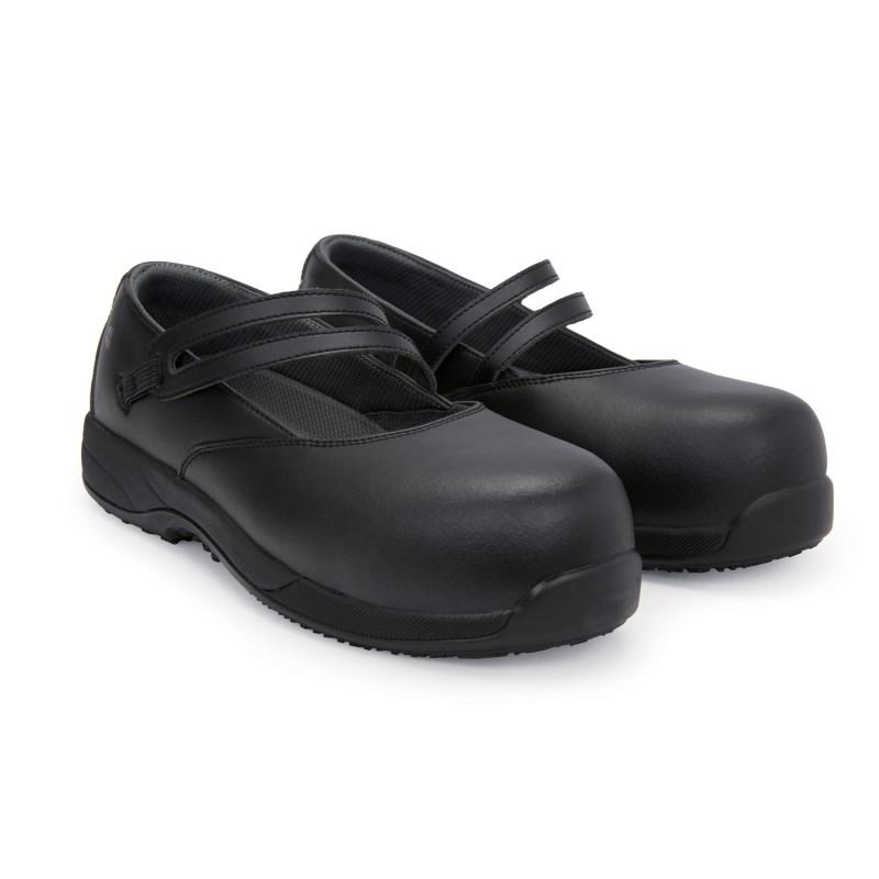 chaussures de sécurité encadrement