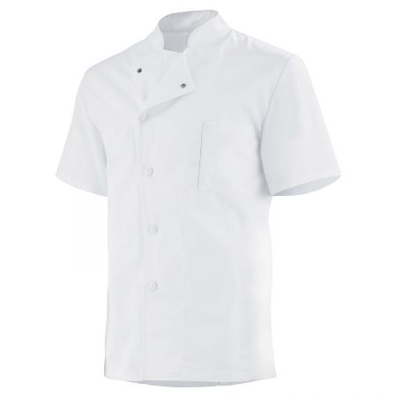 veste cuisine blanche en promotion