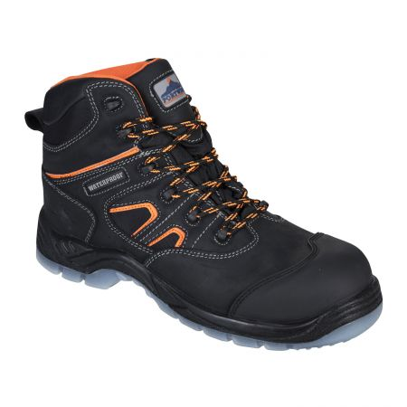 chaussure securite montante impermeable