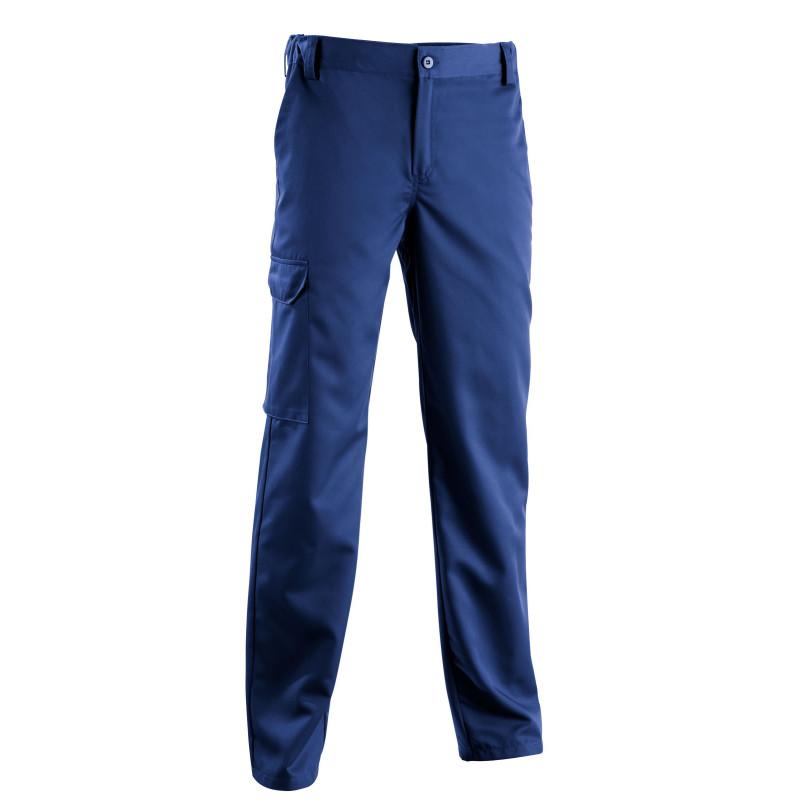 Pantalon Médical Homme ROMEO Clemix Bleu Marine