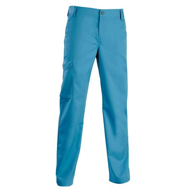 Pantalon Médical Homme ROMEO Clemix Bleu Turquoise