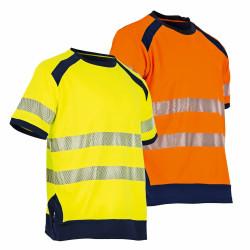 T-Shirt haute visibilité respirant anti-UV
