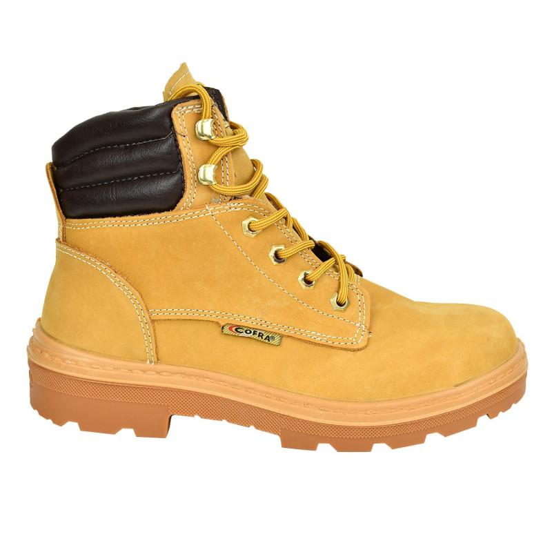 Chaussures de sécurité montantes mixte S3 SRC Kaibab Bis Cofra