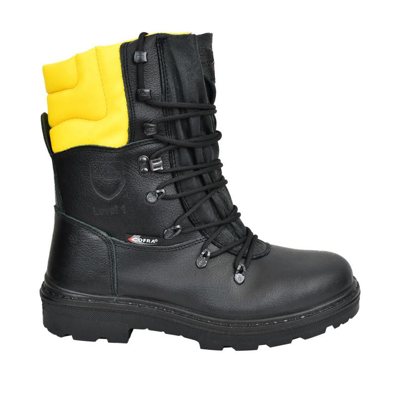 Rangers de sécurité travaux forestiers A E P FO WRU SRC Woodsman Bis Cofra