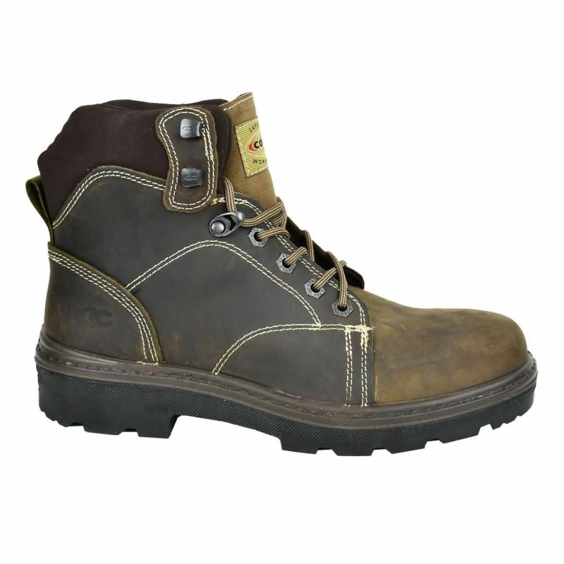 chaussures de sécurité s3 femme cofra
