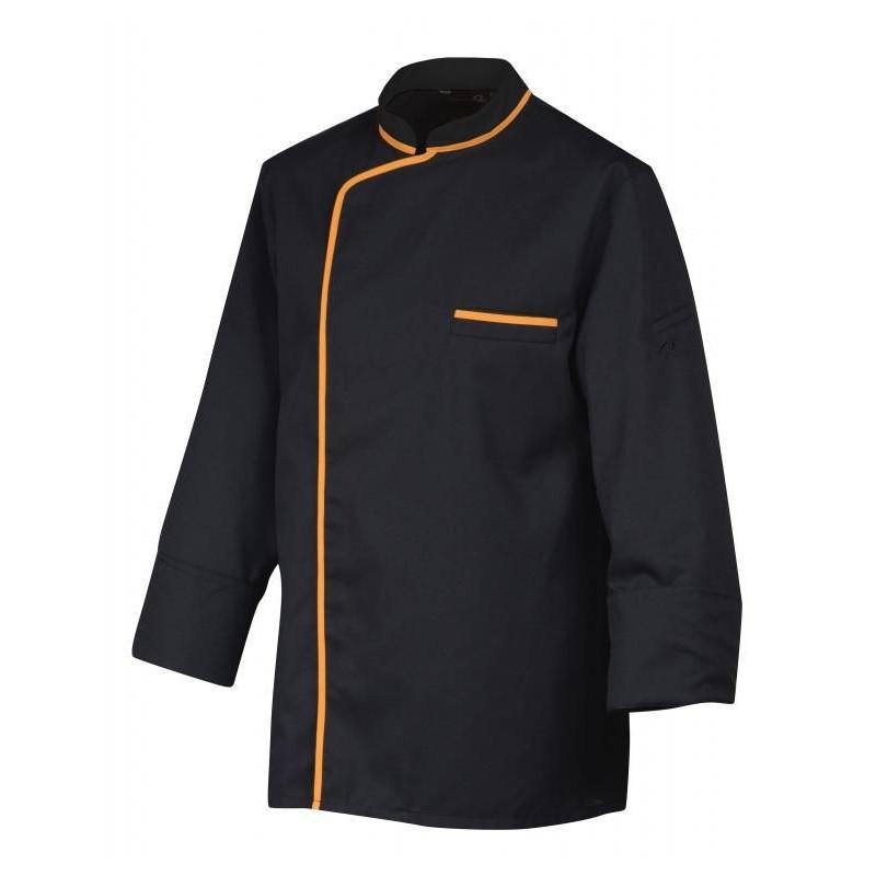 Veste de cuisine pour homme ou femme en maille respirante for Veste de cuisine robur