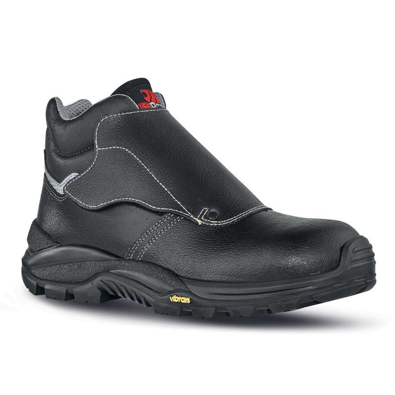 Chaussures de soudeur Upower S3 HRO HI WG SRC BULLS
